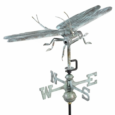 Dragonfly Weathervane - Click to enlarge
