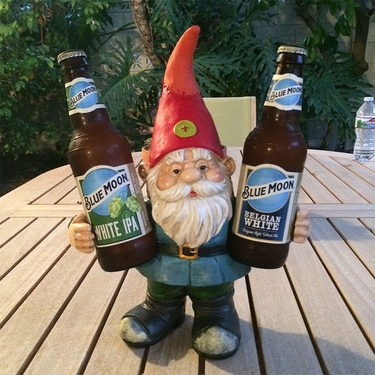 Drinking Buddy Gnome - Click to enlarge