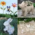 Easter Garden Accents