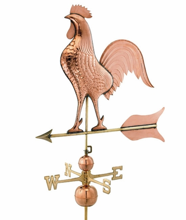 Estate Series Rooster Weathervane - Click to enlarge