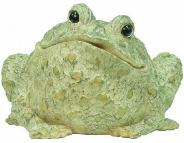 Extra Large Toad - Light Natural - Click to enlarge