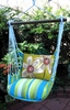 Fabulous Flowers Hammock Chair Swing Set
