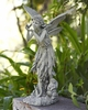 Fairy Statue w/ Bird & Rabbit