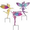 Large Fairy Garden Stakes (Set of 3)