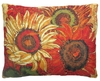Fall Full Bloom 1 Outdoor Pillow