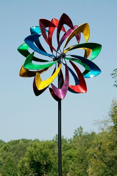 Festival Wind Spinner - Click to enlarge