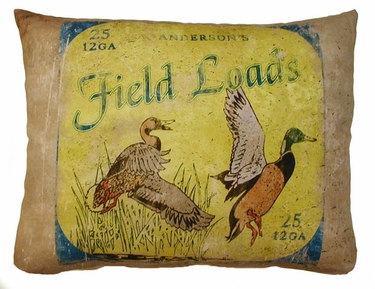 Field Loads Outdoor Pillow - Click to enlarge