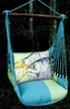 Meadow Mist Dead Bait Fish Hammock Chair Swing Set