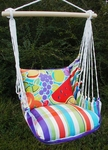 Fine & Dandy Fruit Hammock Chair Swing Set