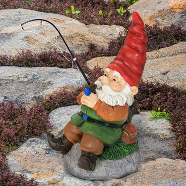 Fishing Gnome - Click to enlarge