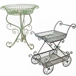 Flower Carts & Stands