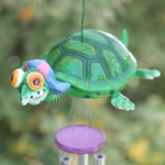 Flying Turtle Wind Chime