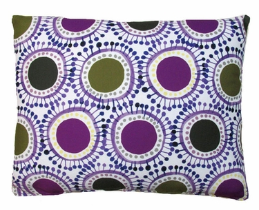 Folsom Little Circles Outdoor Pillow - Click to enlarge
