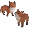 "Fox Pups ""Ultra-Realistic"" (Set of 2)"