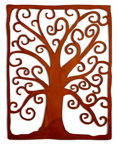 Framed Tree of Life Wall Art - Click to enlarge