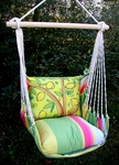 Fresh Lime Lemon Tree Hammock Chair Swing Set