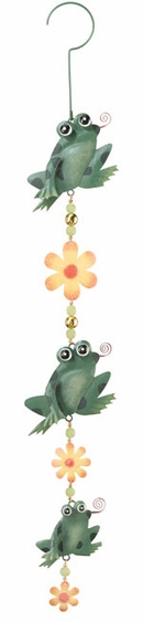 Frog Hanging Decor - Click to enlarge