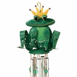 Frog Prince Wind Chime