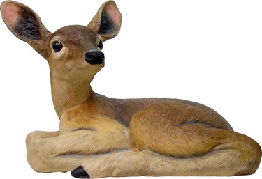 Garden Deer Statue - Click to enlarge