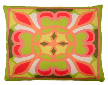 Geo Design 4 Outdoor Pillow - Click to enlarge
