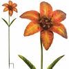 Giant Flower Stake - Yellow/Orange