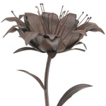 Giant Lily Flower Stake