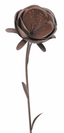 Giant Rose Flower Stake - Click to enlarge