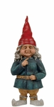 "Girl Gnome - 15"" Zelda"