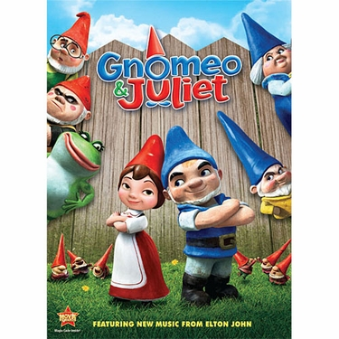 Gnomeo & Juliet - DVD Movie - Click to enlarge
