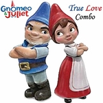 Gnomeo & Juliet Gnome Statues (Set of 2)