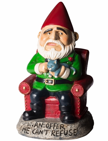 Godfather Gnome - Click to enlarge