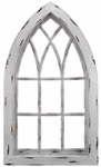 Gothic Window Frame Decor