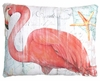Grand Flamingo Outdoor Pillow