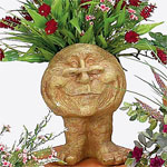 Grandma Rose Face Planter