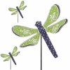 Green Dragonfly Picks (Set of 6)