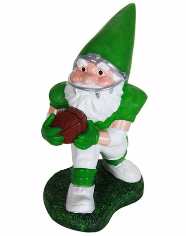 Green Football Gnome - Click to enlarge