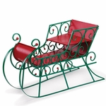 Green & Red Sleigh