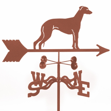 Greyhound Weathervane - Click to enlarge