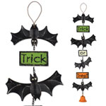 Halloween Bat Decor