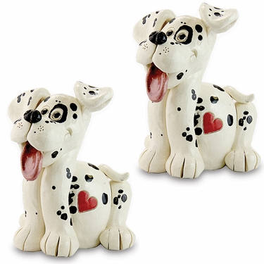 Happy Dogs Statues (Set of 2) - Click to enlarge