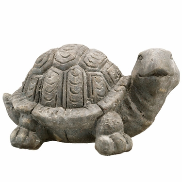 Happy Tortoise Statue - Click to enlarge