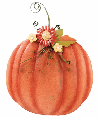 Harvest Pumpkin / Wall Decor - Click to enlarge