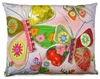Heartstrings 1 Butterflies Outdoor Pillow