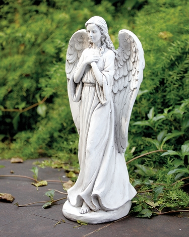 Heavenly Praying Angel Statue - Click to enlarge