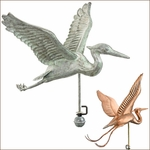 Heron Weathervanes