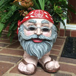 Hippie Face Planter - Jerry