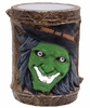 Holiday Garden Tiki Stakes - Witch (Set of 4)
