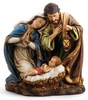 Holy Family Statue Figure