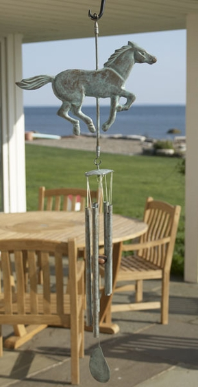 Horse Wind chime - Click to enlarge
