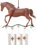 Horse Wind Chime